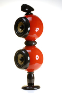 Formula 1 design loudspeaker