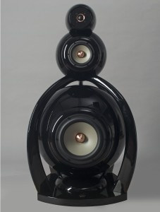 Custom-made design loudspeaker