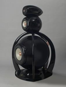 Custom designed loudspeaker