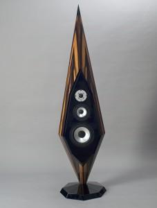 Luxury hand-made loudspeaker