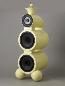 Modern High End Loudspeaker