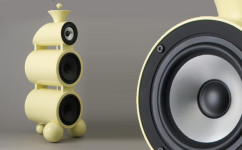 cheerful design speaker